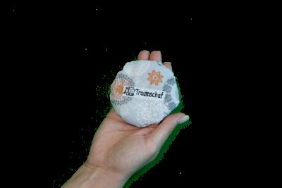 Traumschaf kreativ Einzelstück selbstgemacht genäht Handwärmer