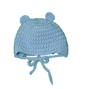 Traumschaf kreativ Einzelstück selbstgemacht gehäkelt Babymütze